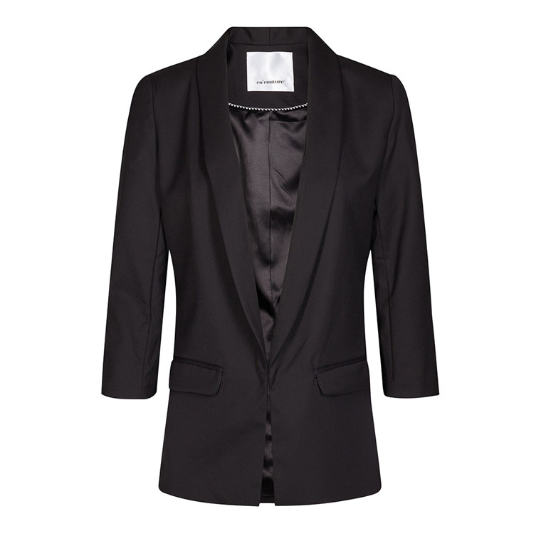 CO'COUTURE BLAZER - ANDREA BLACK