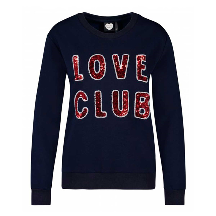 CATWALK JUNKIE SWEATSHIRT - LOVE BOMB MIDNIGHT