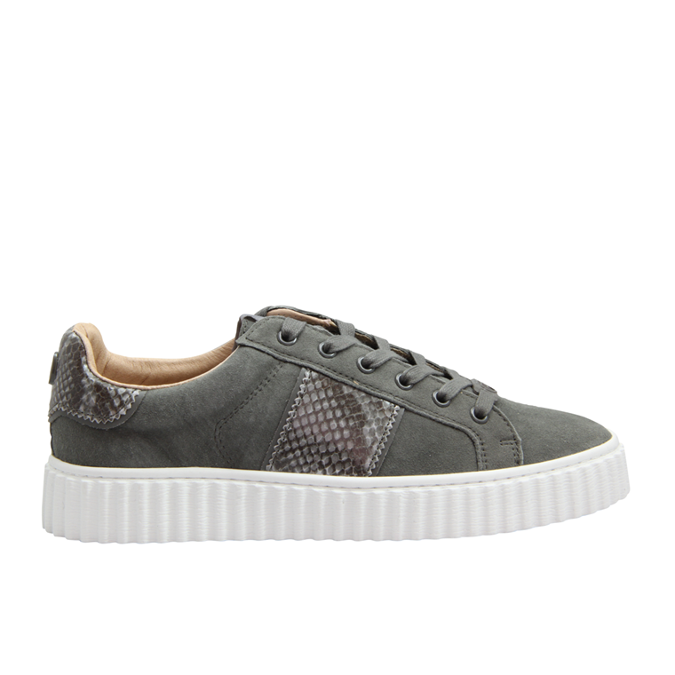 PHILIP HOG SNEAKERS - MIA GREY