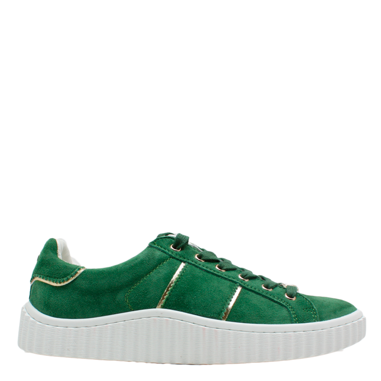 PHILIP HOG SNEAKERS - MILA PINE GREEN