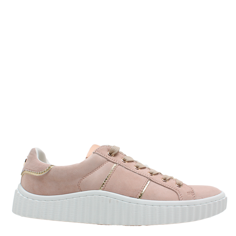 PHILIP HOG SNEAKERS - MILA PEACH