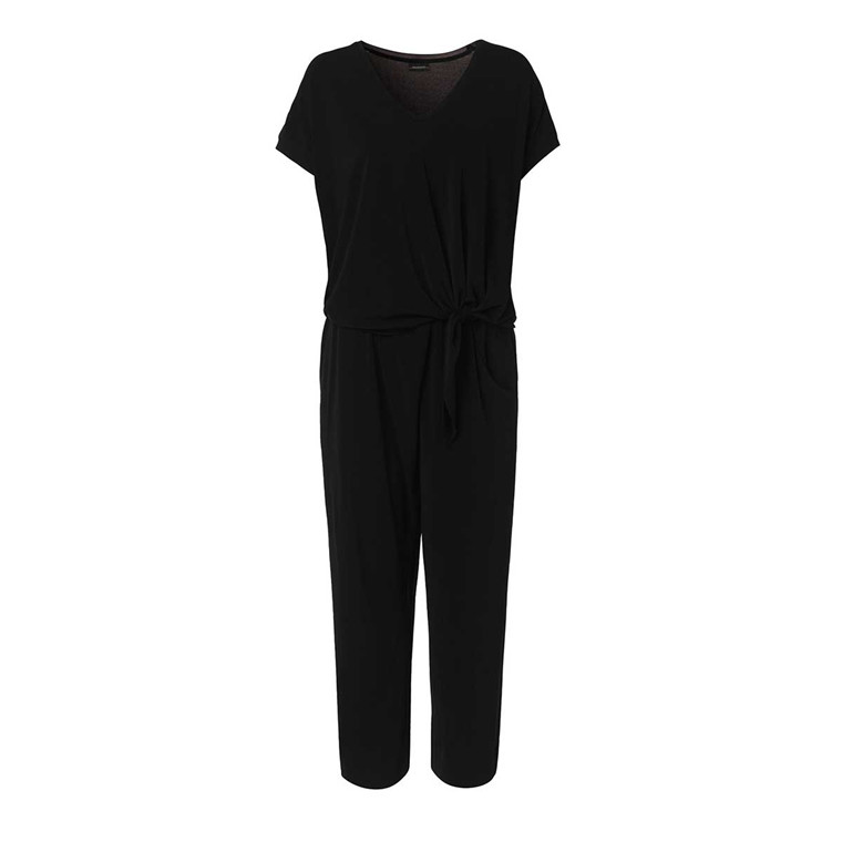 BY MALENE BIRGER BUKSEDRAGT - GRIMOS BLACK 050
