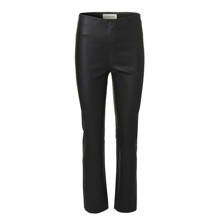 BY MALENE BIRGER BUKSER - FLORENTINA 050 BLACK