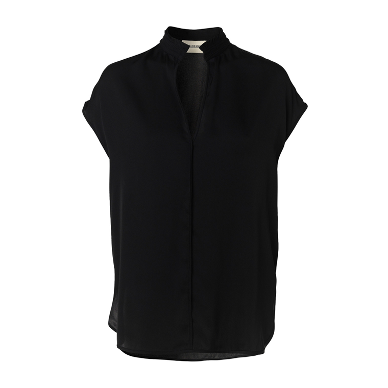 BY MALENE BIRGER BLUSE - FIOLANA 050