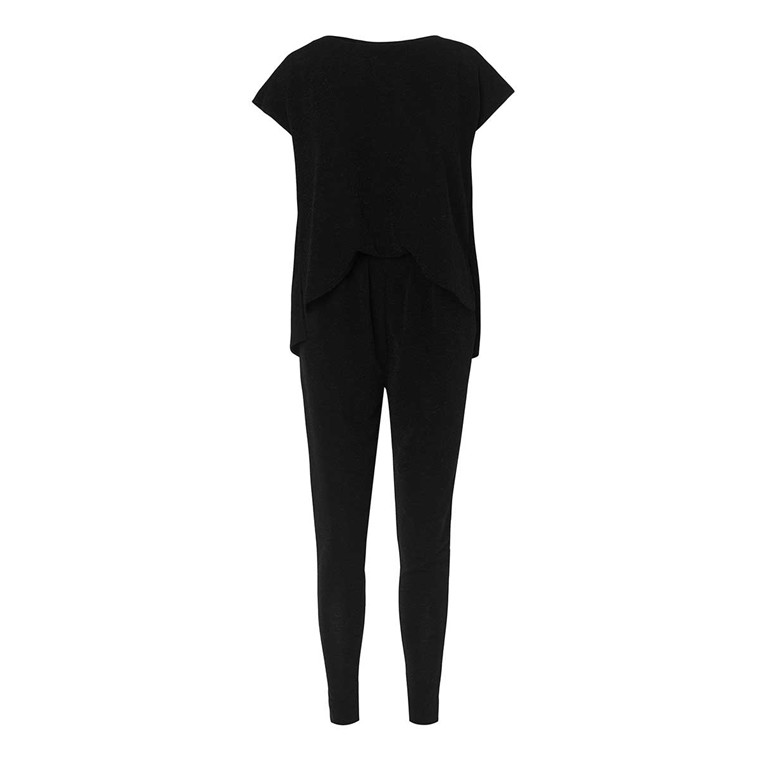 BY MALENE BIRGER BUKSEDRAGT - DARLIANO BLACK