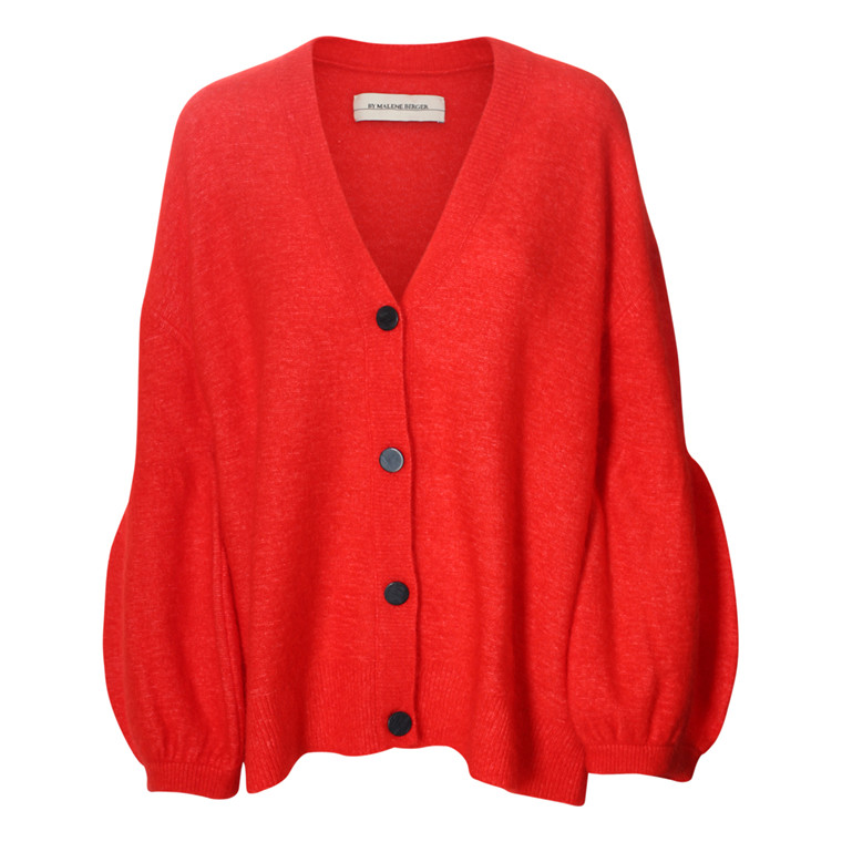 BY MALENE BIRGER CARDIGAN - CARVINA 57P