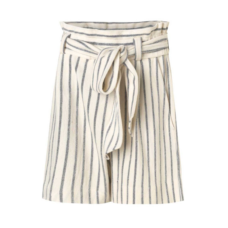 BY MALENE BIRGER SHORTS - INNI SOFT WHITE 03Z