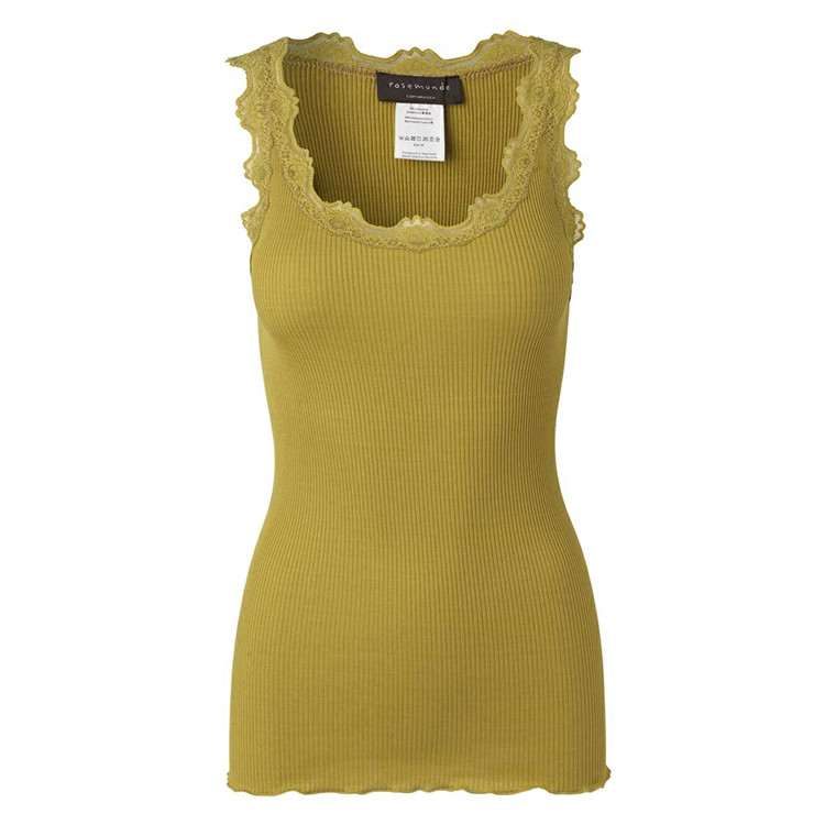 ROSEMUNDE TOP - 5205 532 GOLDEN OLIVE