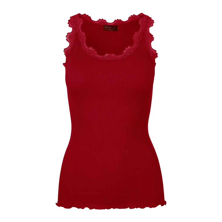 ROSEMUNDE TOP - 5205 SCOOTER RED