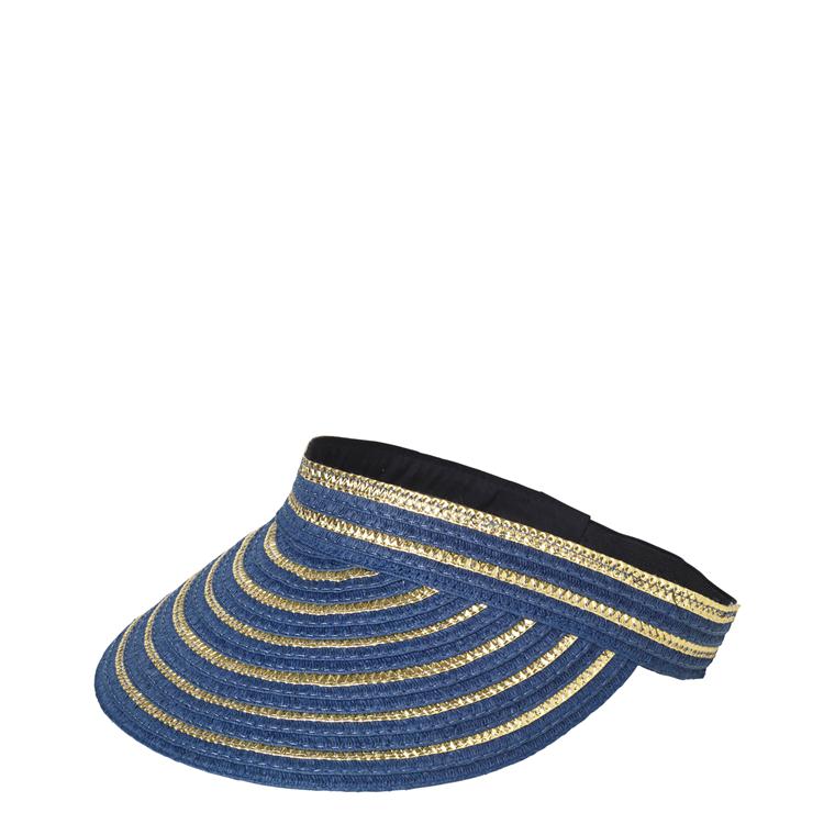 BECKSÖNDERGAARD HAT - KAPOHO BLUE NIGHTS