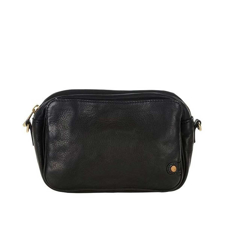 DEPECHE TASKE - 12150 SMALL BAG BLACK