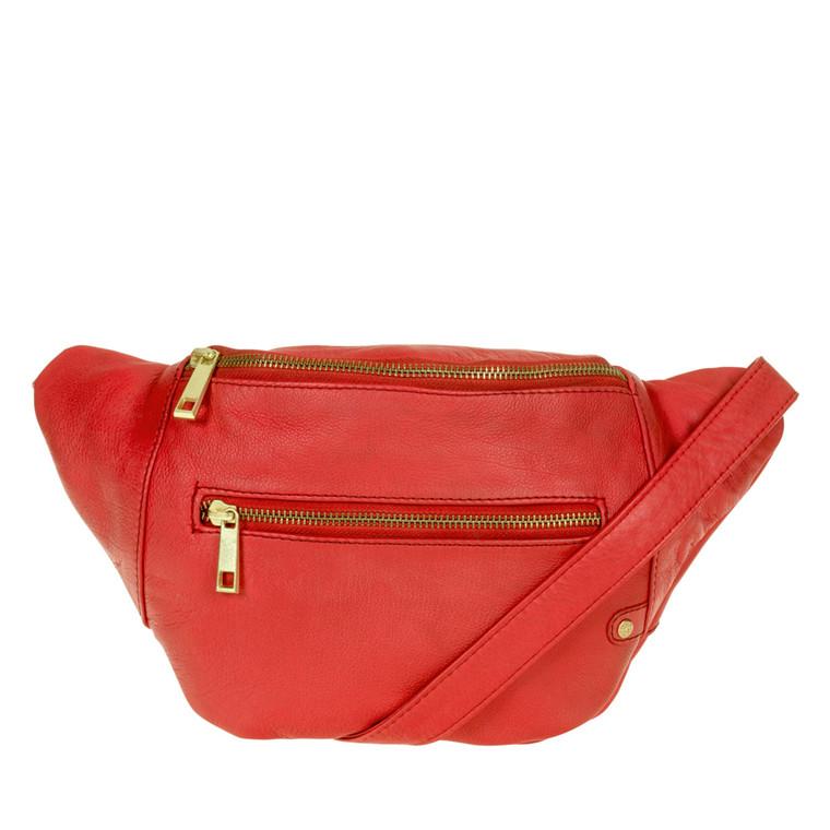 DEPECHE TASKE - 12346 BUM BAG RED