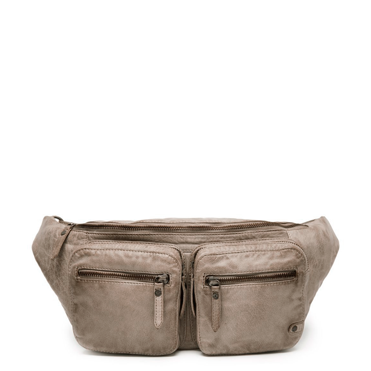 DEPECHE TASKE - 13304 BUM BAG DESSERT BROWN