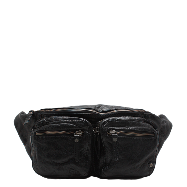 DEPECHE TASKE - 13304 BUM BAG BLACK
