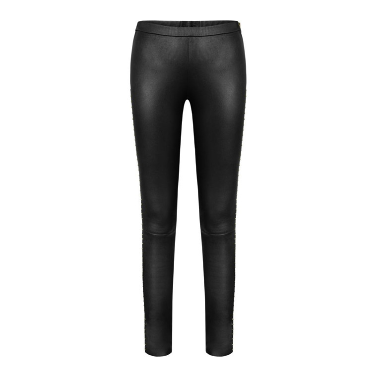 DEPECHE SKINDLEGGINGS - 50120 BLACK