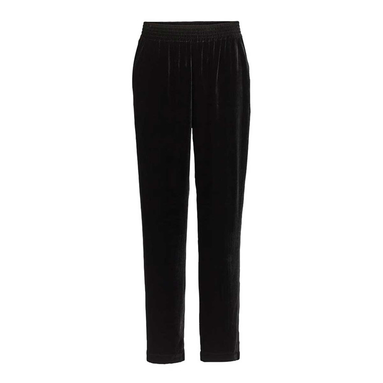 SECOND FEMALE BUKSER - MUJA TROUSERS BLACK