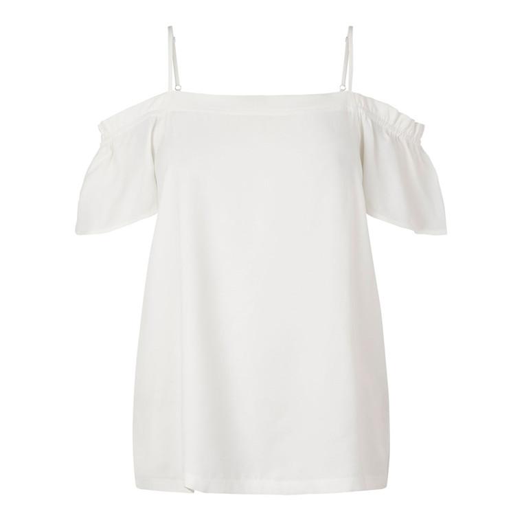 SECOND FEMALE TOP - REBELIA WHITE