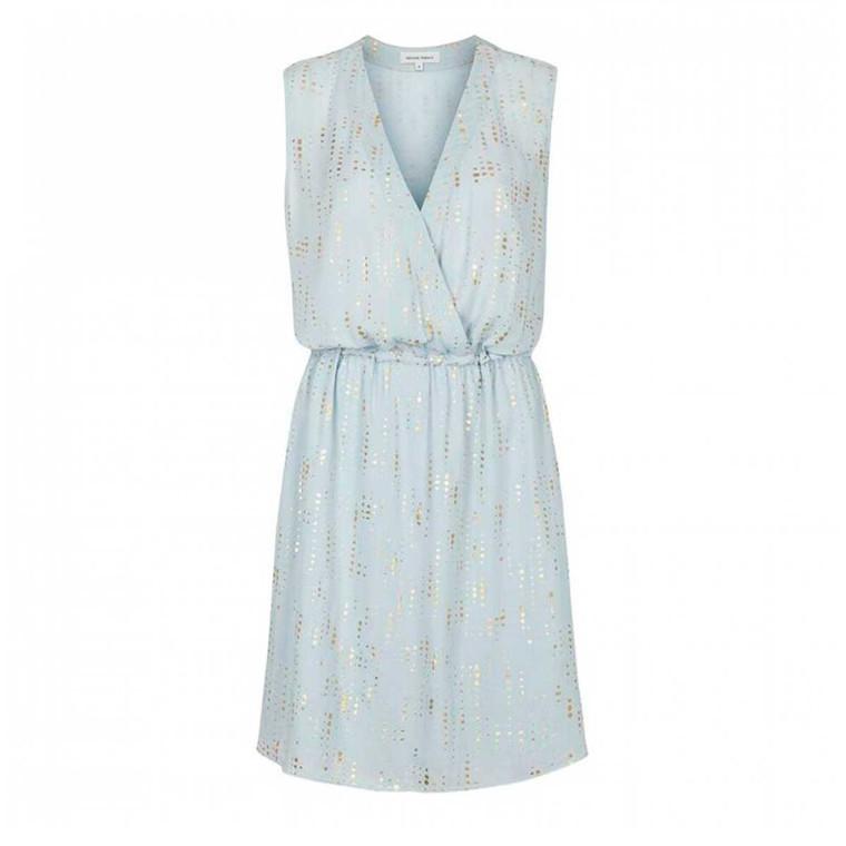 SECOND FEMALE KJOLE - RAIN DRESS EPIC BLUE