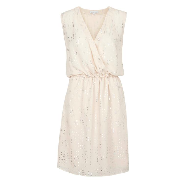 SECOND FEMALE KJOLE - RAIN DRESS OFF WHITE