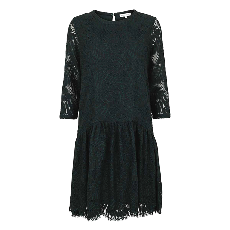 SECOND FEMALE KJOLE - HORTENSIA DRESS SCARAB