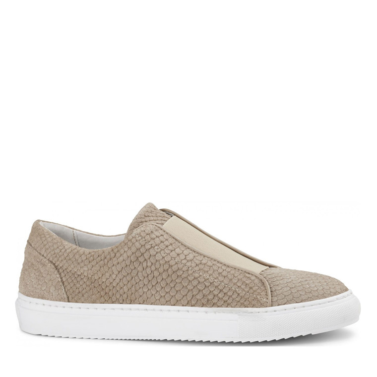 SECOND FEMALE SNEAKERS - ERICA STRUCTURE LIGHT BEIGE