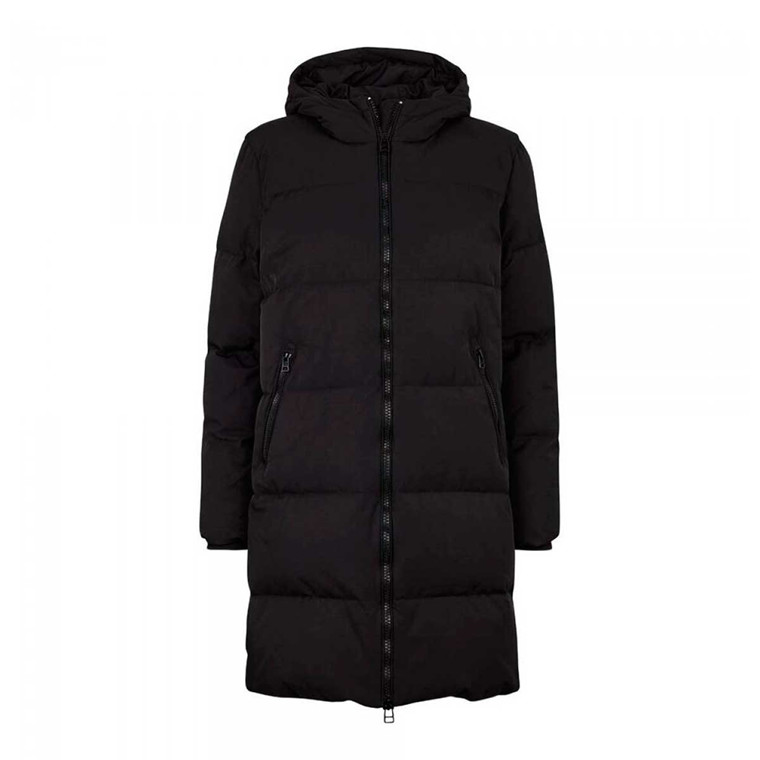 SECOND FEMALE JAKKE - MARVEL COAT BLACK