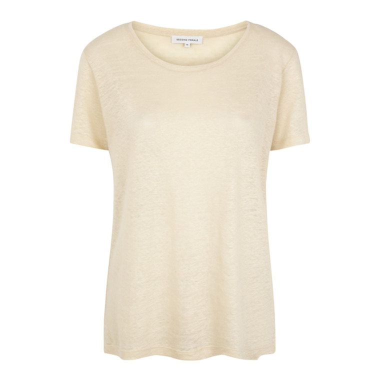 SECOND FEMALE T-SHIRT - PEONY BRAZILLAN SAND