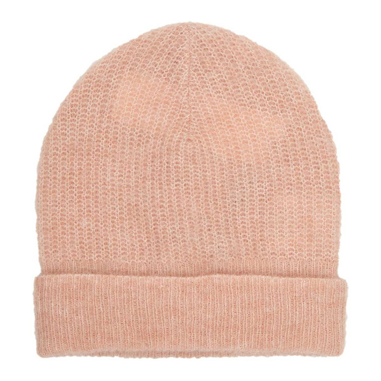 SECOND FEMALE HUE - GITTA KNIT BEANIE CAMEO ROSE