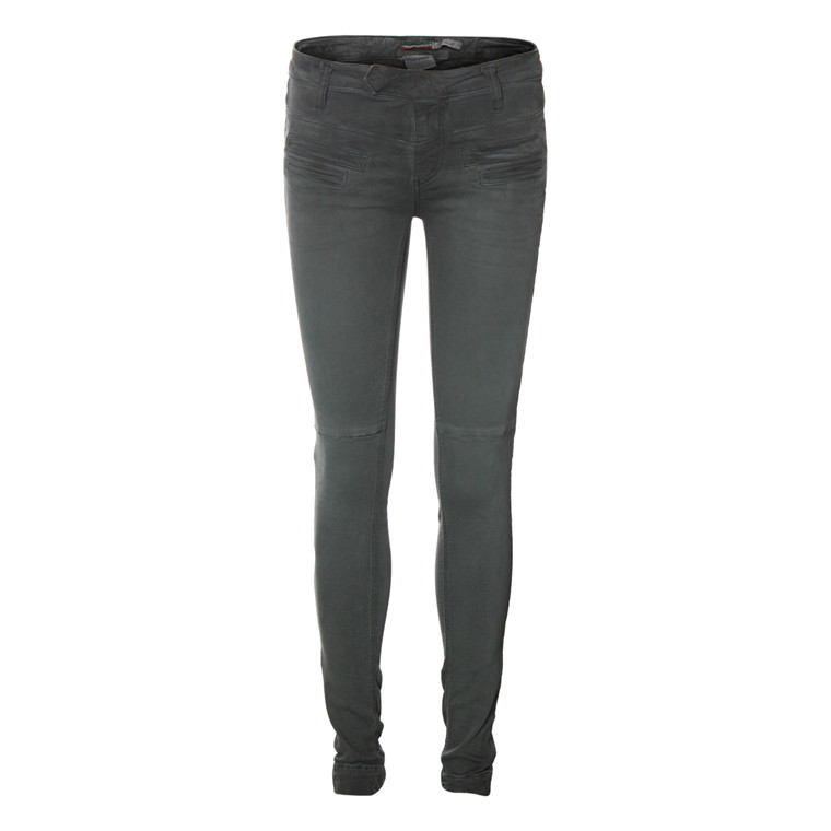 PLEASE JEANS - P130FB SLIM VIRIDIAN STAHL