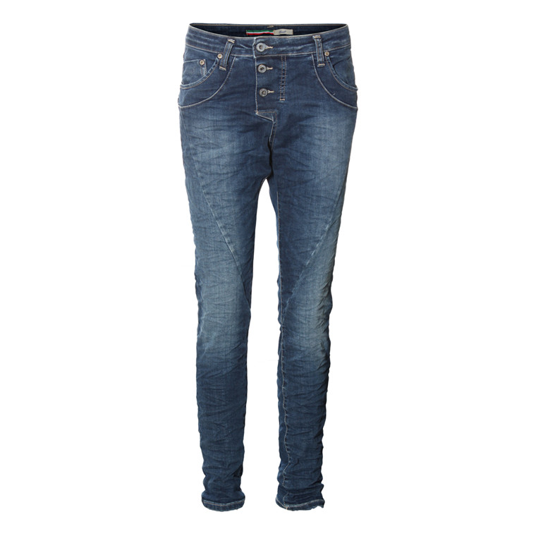 PLEASE JEANS - P78A CLASSIC ROMA BLU DENIM