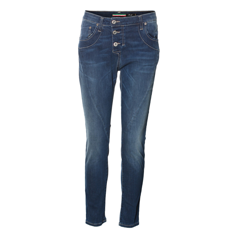 PLEASE JEANS - CLASSIC STOCKHOLM BLU DENIM