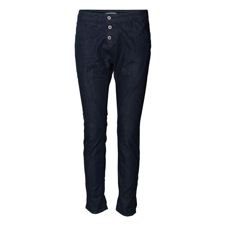PLEASE JEANS - P78ABQ2W49 BLUE DENIM