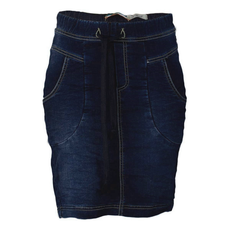 PLEASE NEDERDEL - G761DO9W76 BLU DENIM