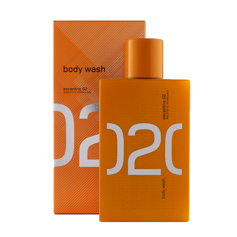 ESCENTRIC 02 BODY WASH - 200 ML