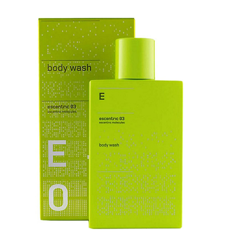 ESCENTRIC MOLECULES BODYWASH - ESCENTRIC 03 200 ML GRØN