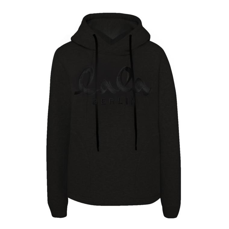 LALA BERLIN SWEATSHIRT -  QUINN BLACK