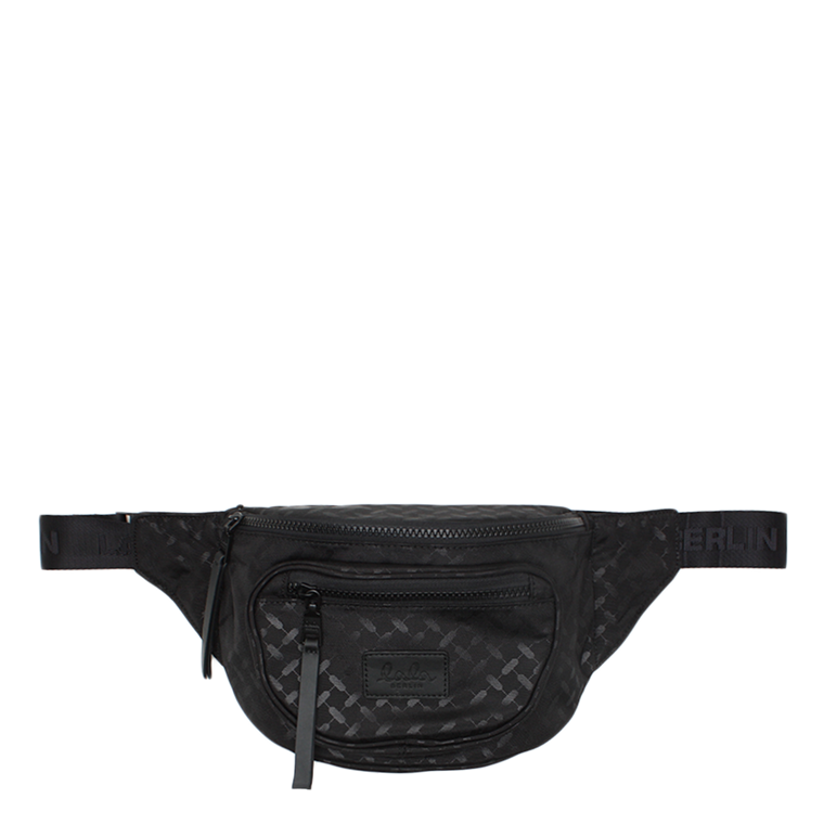 LALA BERLIN TASKE - SMALL BELT BAG CLOE CLASSIC BLACK