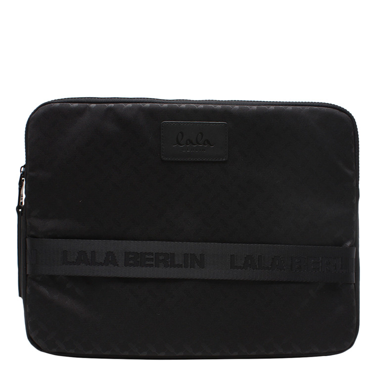 LALA BERLIN TASKE - LAPTOP CASE KIRSTEN CLASSIC BLACK