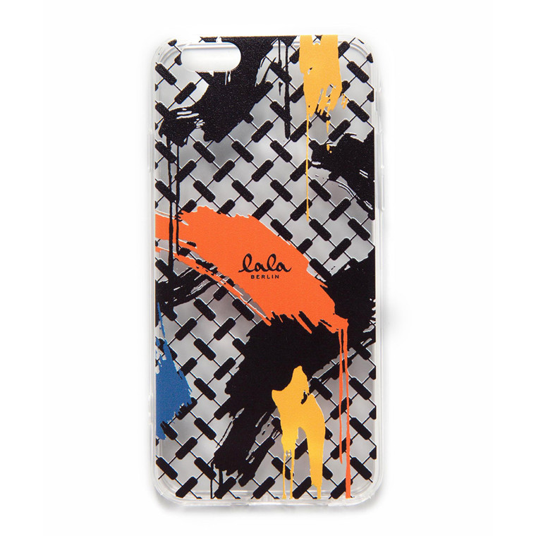 LALA BERLIN 6+ IPHONE COVER - IPHONE 6+ DRIPPING KUFIYA