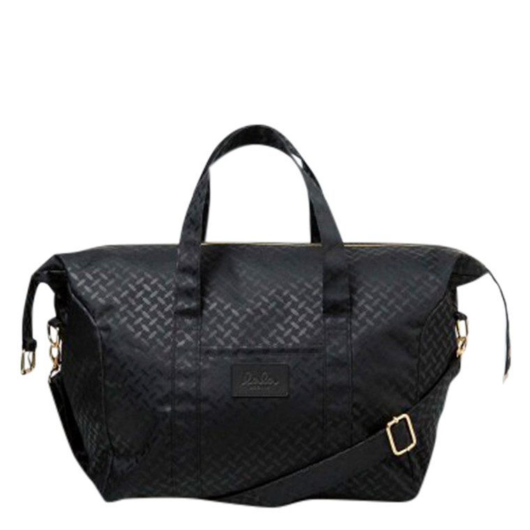 LALA BERLIN TASKE - BIG BAG KUFIYA NYLON BLACK