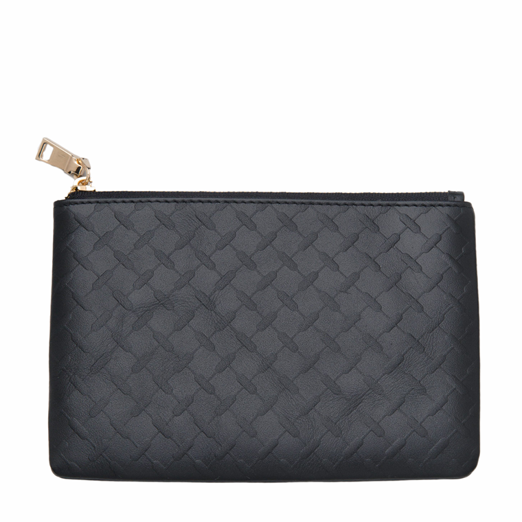 LALA BERLIN TASKE - POUCH LARGE BLACK