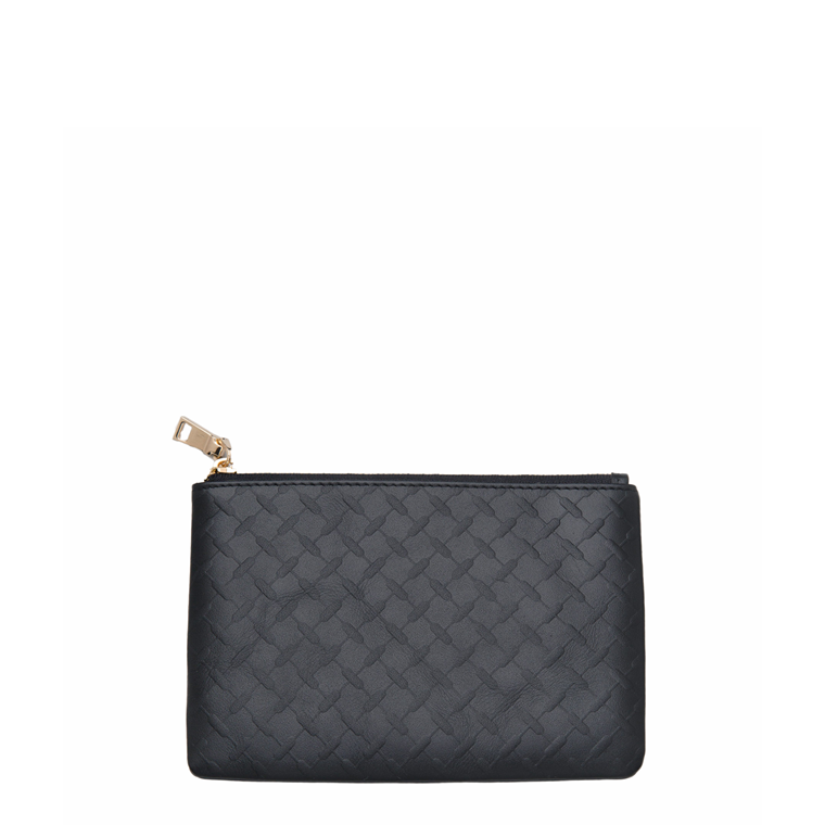 LALA BERLIN TASKE - POUCH SMALL BLACK