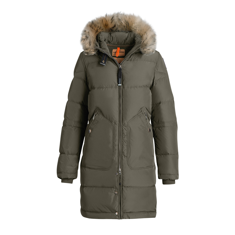 PARAJUMPERS JAKKE - LIGHT LONG BEAR FISHERMAN