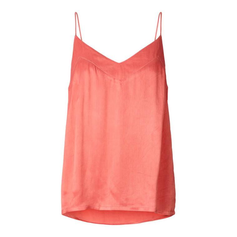LOLLYS LAUNDRY TOP - HARBO PINK