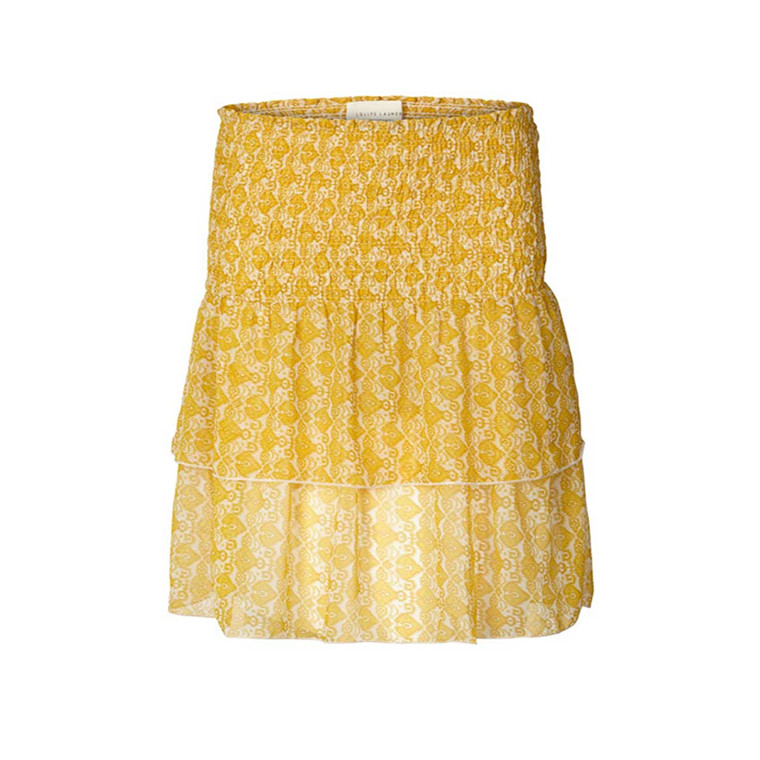 LOLLYS LAUNDRY NEDERDEL - MAGDA YELLOW