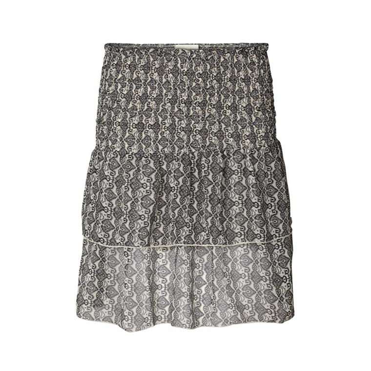 LOLLYS LAUNDRY NEDERDEL - MAGDA ANTHRACITE GREY