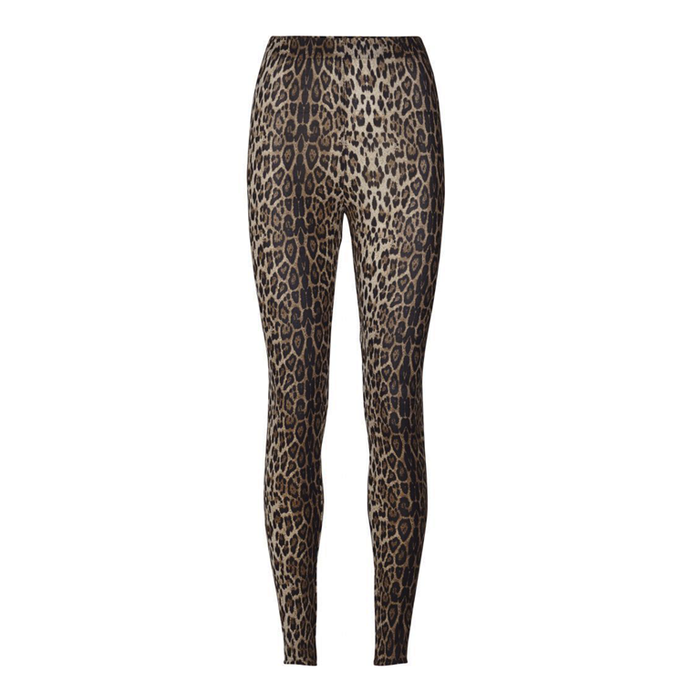 LOLLYS LAUNDRY LEGGINGS - DOLLY LEOPARD PRINT