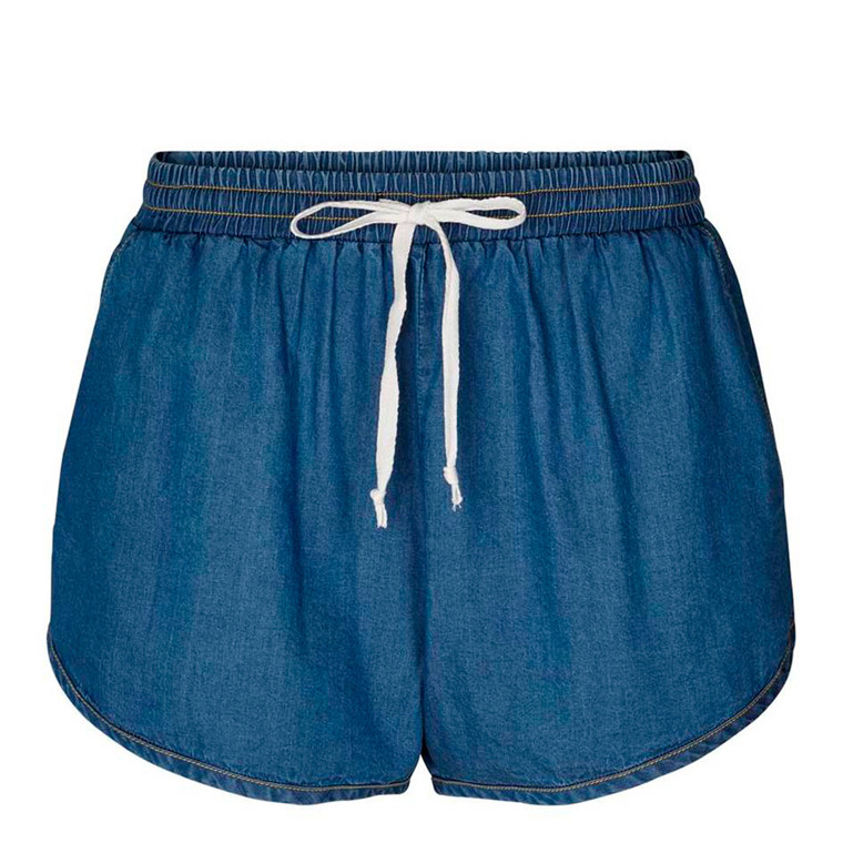 LOLLYS LAUNDRY SHORTS - PIA BLUE