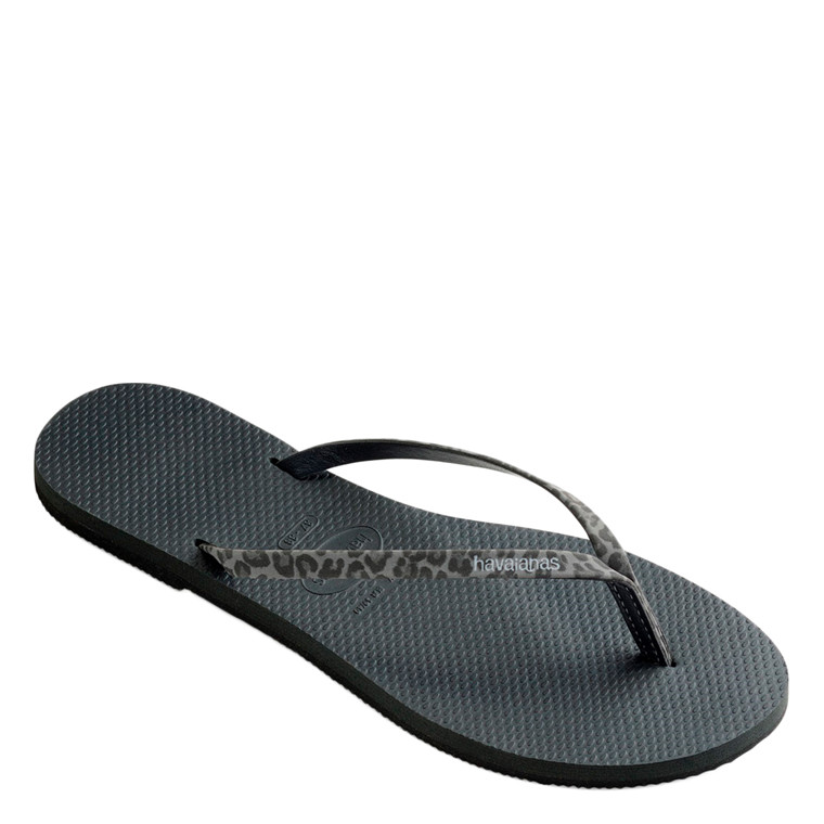 HAVAIANAS SANDAL - YOU ANIMALS BLACK