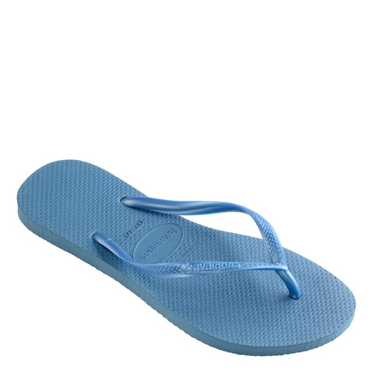 HAVAIANAS SANDAL - SLIM BLUE/STEEL